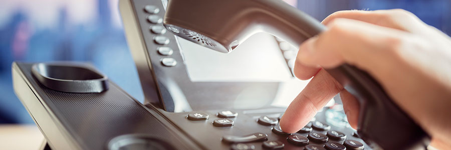 5 Steps for securing your VoIP systems